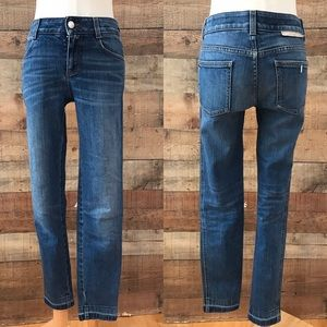 Stella McCartney Skinny Jeans Size 25 EUC